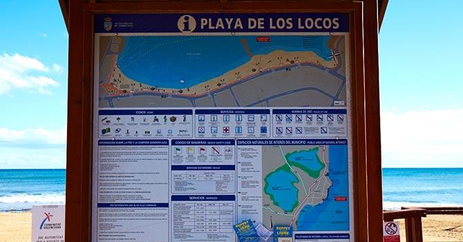 Playa de la Los Locos Torrevieja