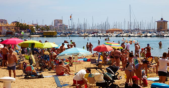 Torrevieja Beaches